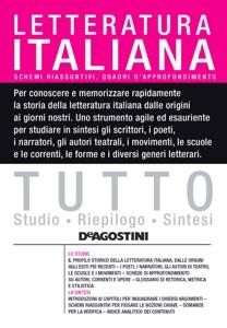 TUTTO - Letteratura italiana Book Cover