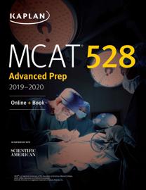 MCAT 528 Advanced Prep 2019-2020 book