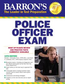 Barron's Police Officer Exam book