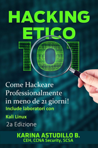 Hacking Etico 101 Libro Cover