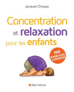 Concentration et relaxation pour les enfants La couverture du livre martien