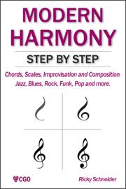MODERN HARMONY STEP BY STEP