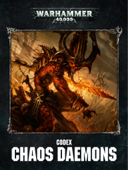 Codex: Chaos Daemons Enhanced Edition Book Cover