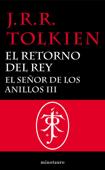 El Señor de los Anillos, III. El Retorno del Rey Book Cover