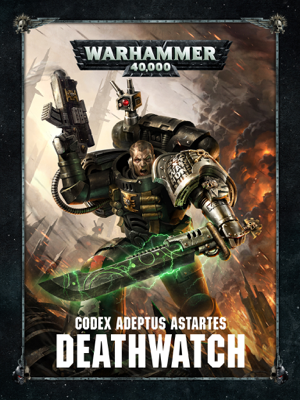 Codex: Deathwatch - Games Workshop book