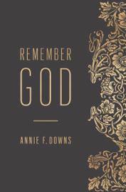 Remember God book