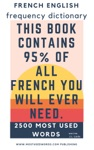 French English Frequency Dictionary