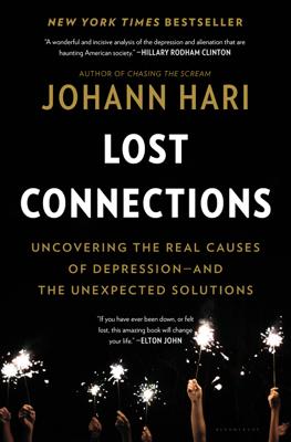 Lost Connections - Johann Hari book