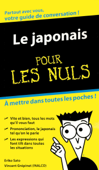 Le Japonais - Guide de conversation Pour les Nuls