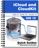 iCloud and CloudKit in iOS 12
