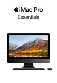 iMac Pro Essentials book