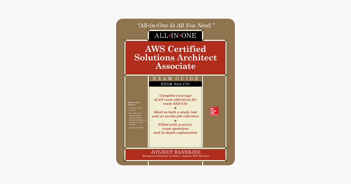 ‎AWS Certified Solutions Architect Associate All-in-One Exam Guide (Exam  SAA-C01)