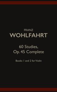 60 Studies, Op. 45 Complete La couverture du livre martien