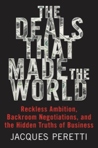 The Deals That Made the World Book Cover