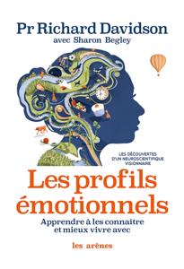 Les profils émotionnels La couverture du livre martien