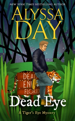 DEAD EYE book cover