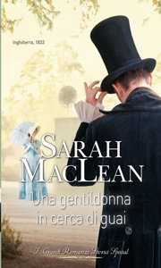 Una gentildonna in cerca di guai Book Cover