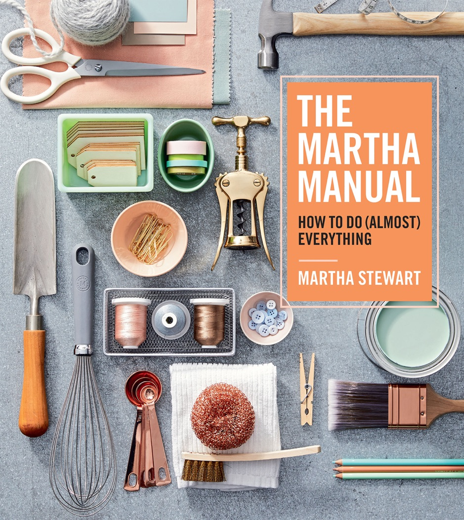 ‎The Martha Manual