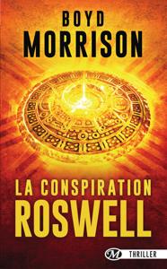 La Conspiration de Roswell Couverture de livre