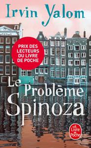 Le Problème Spinoza La couverture du livre martien