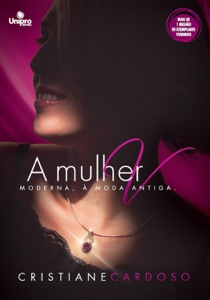 A mulher V Book Cover