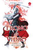 Coroa da meia-noite - Trono de vidro - vol. 2 Book Cover