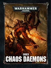 Codex: Chaos Daemons book