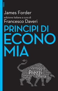 Principi di economia Libro Cover