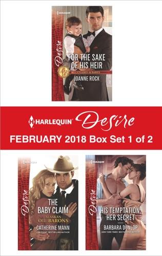 Joanne Rock, Catherine Mann & Barbara Dunlop - Harlequin Desire February 2018 - Box Set 1 of 2