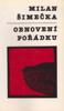 Milan Šimečka - Obnovení pořádku artwork