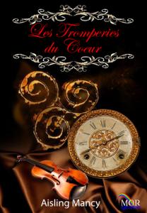 Les Tromperies du Cœur La couverture du livre martien