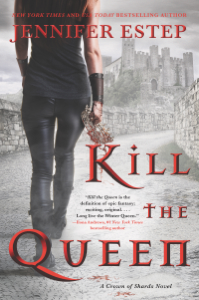 Kill the Queen Libro Cover