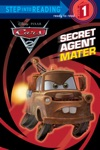 Secret Agent Mater DisneyPixar Cars 2