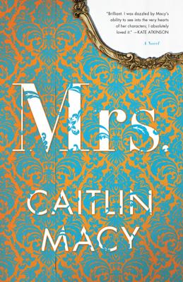 Mrs. - Caitlin Macy book