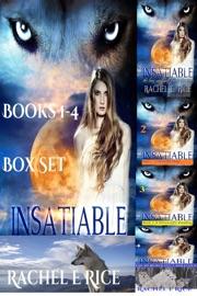 Download of Insatiable Box Set: Books 1-4 PDF eBook