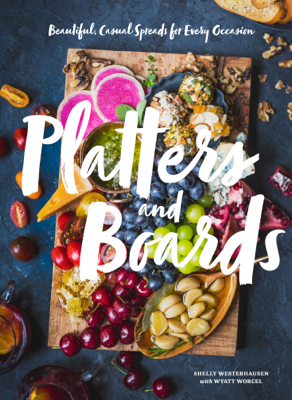 Platters and Boards - Shelly Westerhausen book