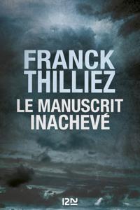 Le Manuscrit inachevé La couverture du livre martien