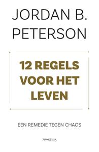 12 regels voor het leven Boekomslag
