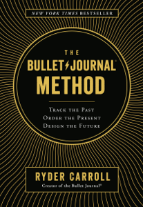 The Bullet Journal Method La couverture du livre martien