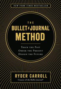 The Bullet Journal Method La couverture du livre martien