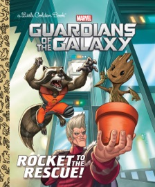 Rocket To The Rescue Marvel Guardians Of The Galaxy