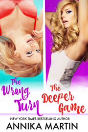The Wrong Turn book