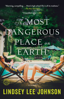 The Most Dangerous Place on Earth - Lindsey Lee Johnson book