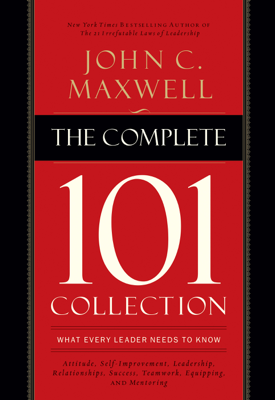 The Complete 101 Collection - John C. Maxwell book