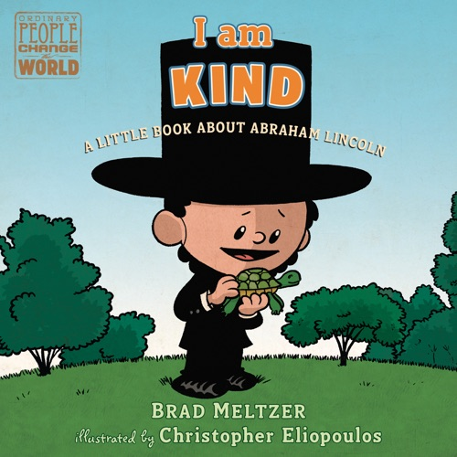 Brad Meltzer & Christopher Eliopoulos - I am Kind