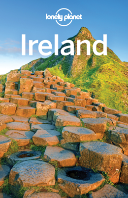 Ireland Travel Guide - Lonely Planet book