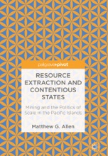 Resource Extraction And Contentious States