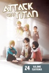 Attack On Titan Volume 24