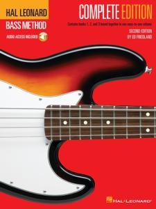 Hal Leonard Bass Method - Complete Edition Copertina del libro