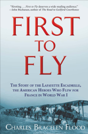 First to Fly book